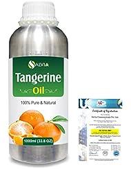 Tangerine (Citrus nobilis) 100% Natural Pure Essential Oil 1000ml/33.8fl.oz.