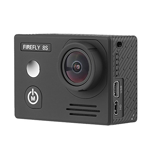 Goolsky Hawkeye Firefly 8S カメラ 4K 170°FOV 広角 FPV スポーツ WiFi カメラ 空中写真 QAV250 H210 F450 F550 RCクアドコプター用