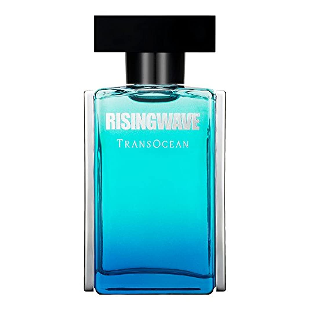 リレーようこそ威信RISINGWAVE(ライジングウェーブ) ライジングウェーブ トランスオーシャン サージブルー オードトワレ 50mL 単品 50mL