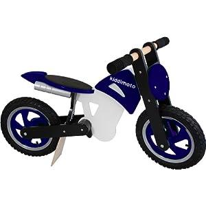 kiddi moto キディモト スクランブラー ブルー