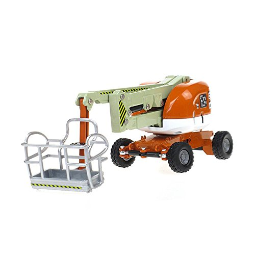 DALL モデル玩具 建設工学 トラック クレーンモデル 折りたたみブーム 乗用車 おもちゃ スケー...