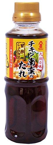 富士甚 九州の味 チキン南蛮のたれ 甘酢しょうゆ味 ペット260ml