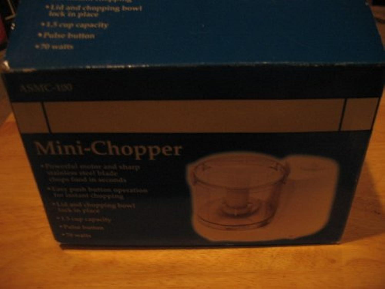 asmc-100 Mini Food Chopper