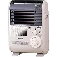 イワタニ カセットガスファンヒーター 風暖(KAZEDAN) コードレスファンヒーター 暖房機 CB-GFH-2 ウォームホワイト