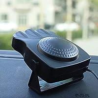 XZ15 ヴィンテージ手すりポータブルエレクトリックエアヒーターは、オフィスホーム用ブロワーファンルームストーブヒーターラジエーターウォーマーを温めます (Color : Black)