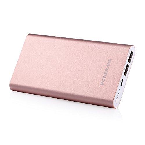 (パワーアド)Poweradd Pilot 4GS モバイルバッテリー 12000mAh lightning入力 iPhone / iPad / iPod / Nexus / Xperia等対応(Apple MFI ライトニングケーブル付け)
