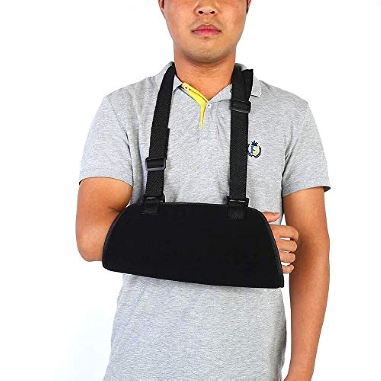 腕の吊り鎖、調節可能な肩の手首の肘のサポートストラップ、男性の女性のための安定化を提供するために、ウエストバンドとウエストバンド