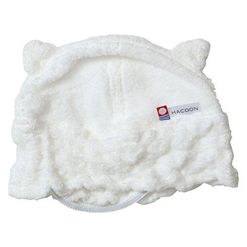 白雲 ベビーキャップ ホワイト BHCTCA-01