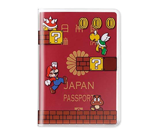 パスポートカバー スーパーマリオ(ステージ)...
