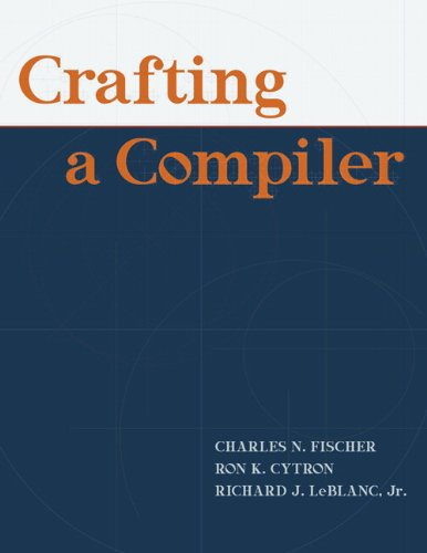 Download Crafting A Compiler 0136067050
