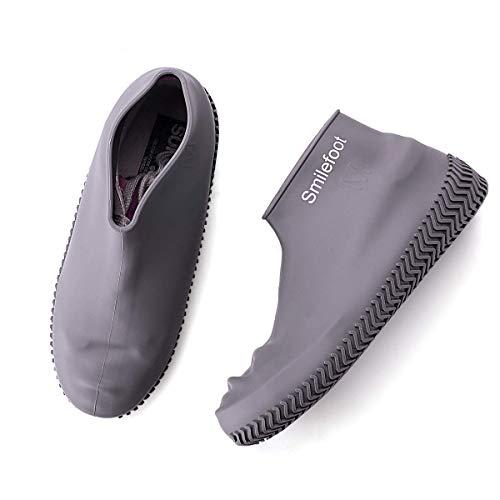 [Smilefoot] シューズカバー 防水 雨 靴カバー ...