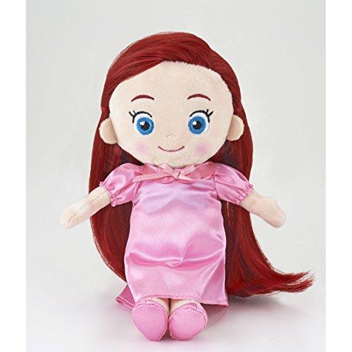 ディズニーキャラクター マイリトルプリンセス ヘアメイクプラッシュドール リトルマーメイド アリエル 高さ約22cm