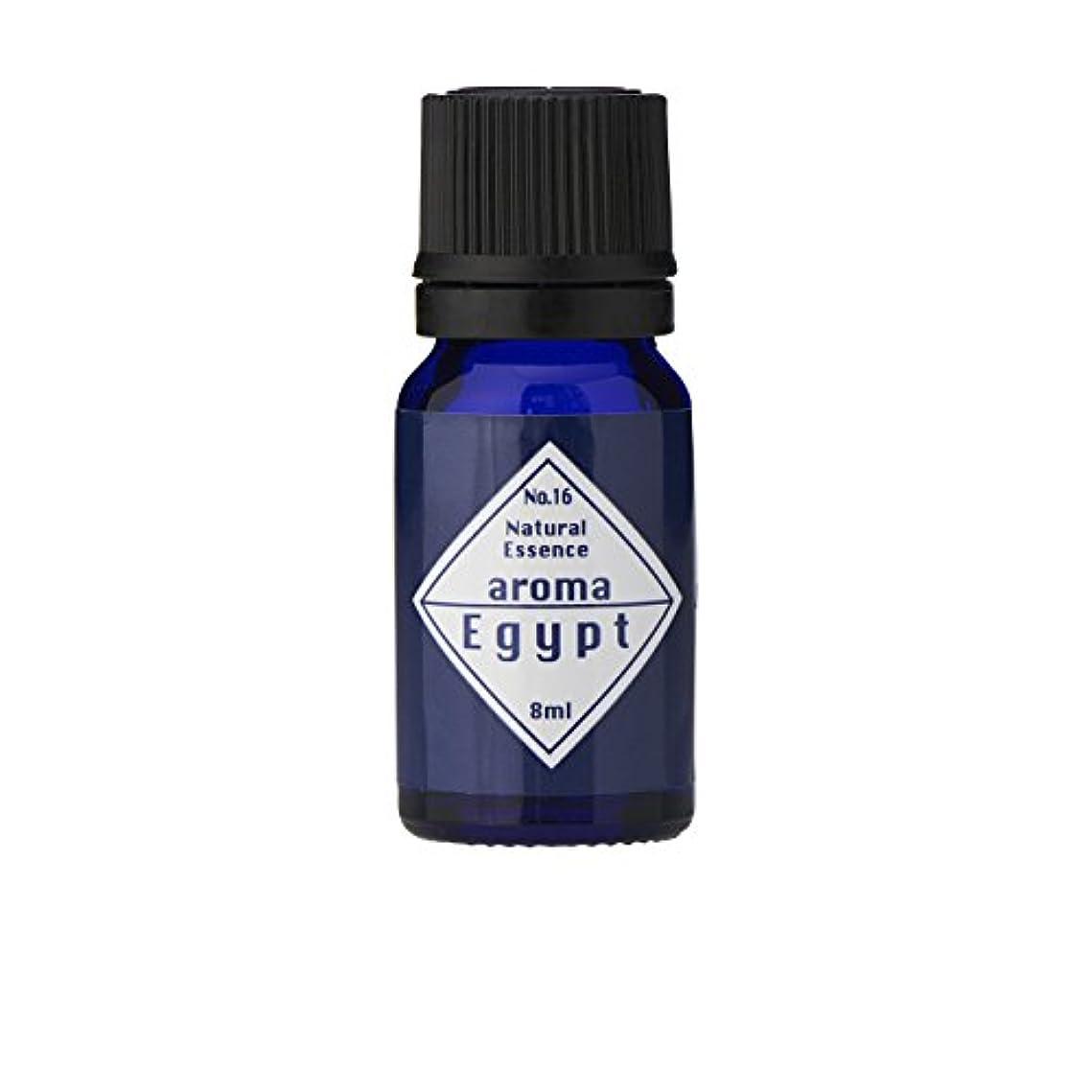 写真を描く季節一杯ブルーラベル アロマエッセンス8ml エジプト(アロマオイル 調合香料 芳香用)