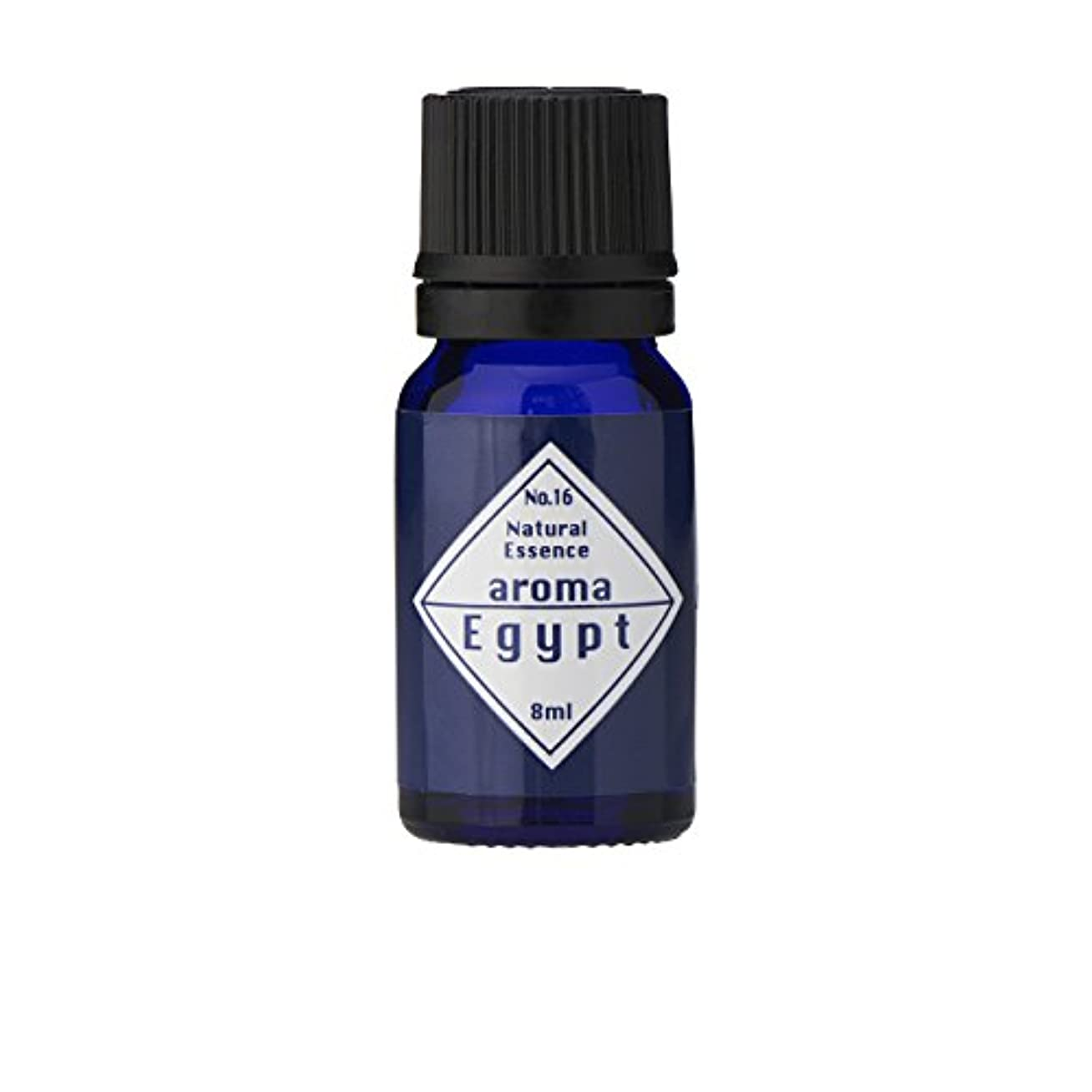 テストペネロペアイロニーブルーラベル アロマエッセンス8ml エジプト(アロマオイル 調合香料 芳香用)