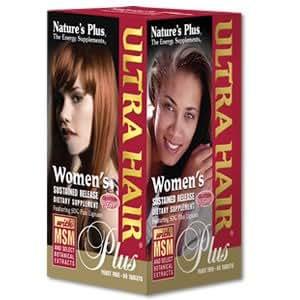 ウルトラ ヘア プラス 女性用 Women's Ultra Hair Plus 【海外直送品】