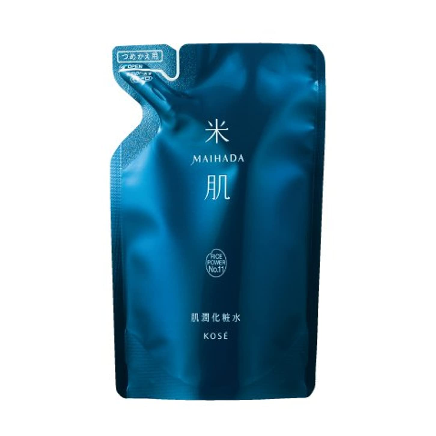 含む含意慣れる米肌 MAIHADA 肌潤化粧水 つめかえ用 110ml