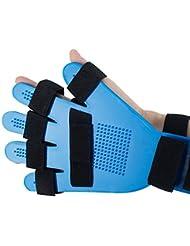 指の添え木、指板指の分離器矯正具、ポイント手首手首訓練装具装具サポート右左男性女性