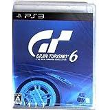 Playstation3 PS3 ゲームソフト GRAN TURISMO グランツーリスモ6 同梱版仕様のパッケージ(背面バーコード無し) ※ゲームソフトのみ