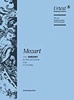 Konzert fuer Floete und Orchester G-dur KV 313: Studienpartitur