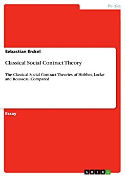 by contract essay hume locke rousseau social