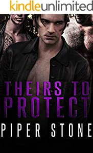 Theirs to Protect: A Rough MC Romance (English Edition)