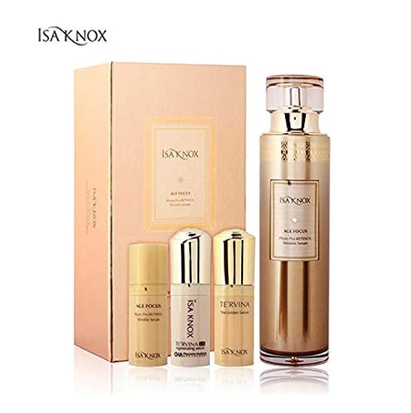 限りなく忠実完了[Isa Knox] エイジフォーカスフィトプロレチノールリンクルセラム100 ml/Age Focus Phyto Proretinol Wrinkle Serum 100 ml/スペシャルSET(10ml + 10ml + 10ml) /リンクルケアセラム/韓国化粧品/wrinkle care serum/Korean Cosmetics [並行輸入品]