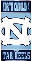 WinCraft North Carolina UNC Tar Heels Beach Towel with Premium Spectra Graphics 80cm x 150cm