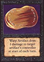 Magic: the Gathering - Warp Artifact - Collectors Edition
