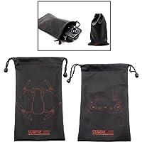 ドローン 用 収納袋 ボディー & リモコン リモートコントローラ キャリング バッグ 防水スリーブ 収納袋 for DJI Mavic Air
