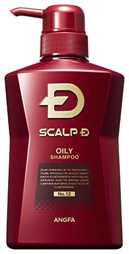 スカルプシャンプー スカルプD オイリー(脂性肌用) 2016年版