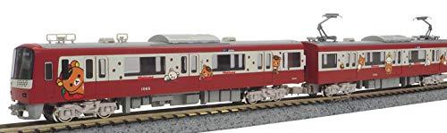 グリーンマックス Nゲージ 京急新1000形「リラックマのイチゴお祝い号」8両編成セット 動力付き 50602 鉄道模型 電車