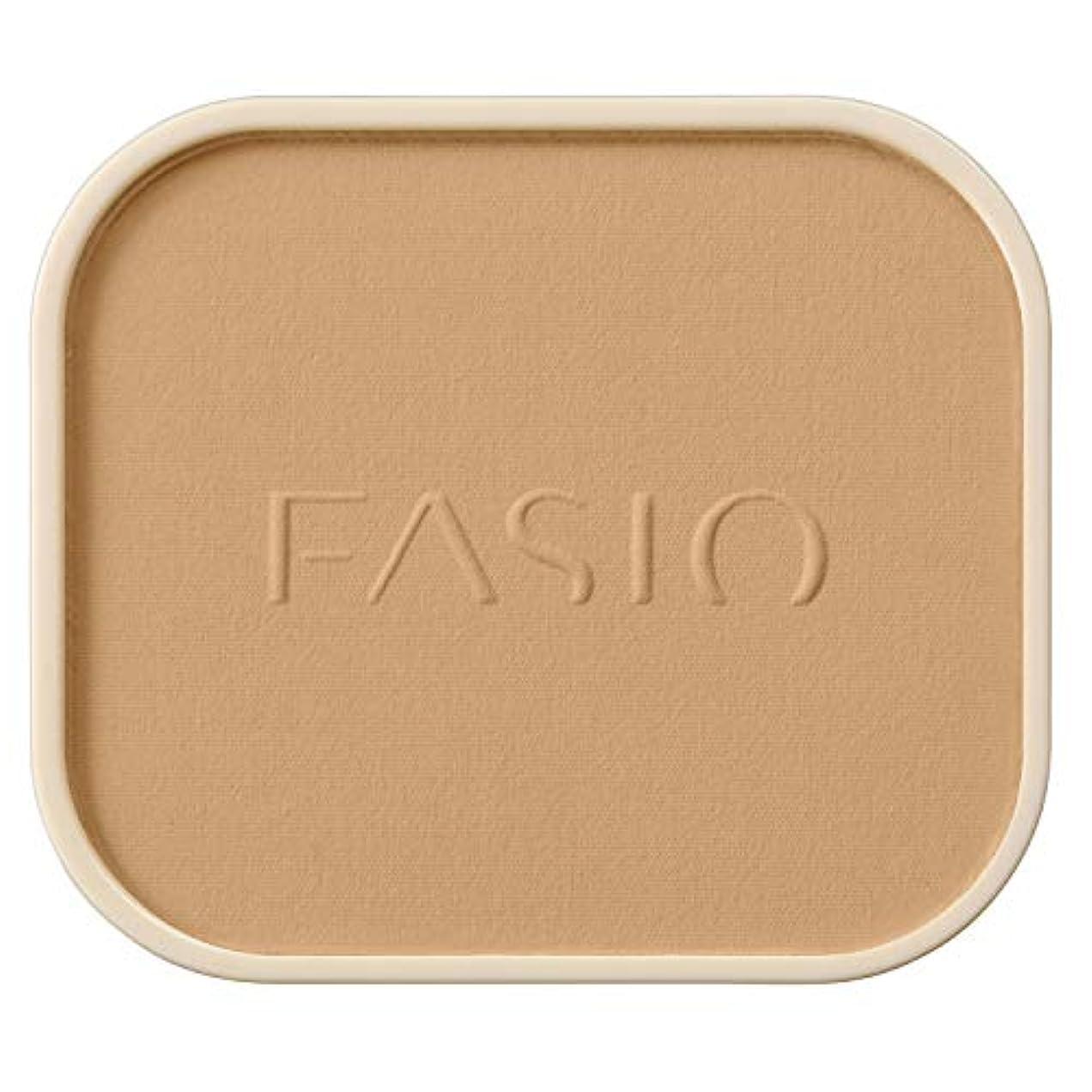 きしむバング浸透するファシオ ラスティング ファンデーション WP オークル 410 10g