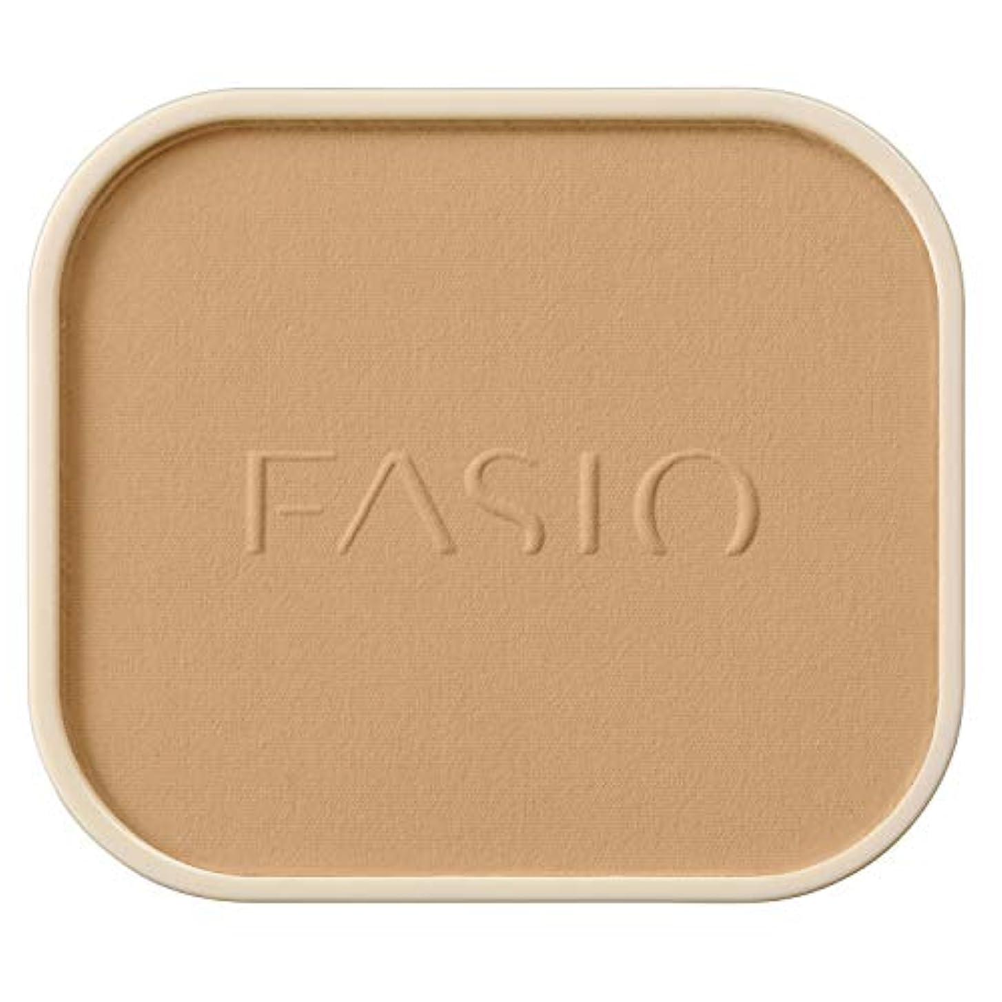 金属ストレスの多い分析的なファシオ ラスティング ファンデーション WP オークル 410 10g