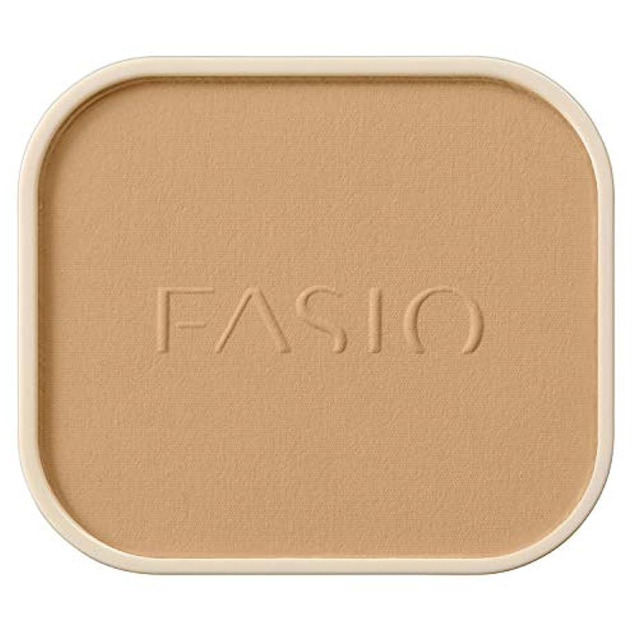 落ち着く綺麗な裸ファシオ ラスティング ファンデーション WP オークル 410 10g