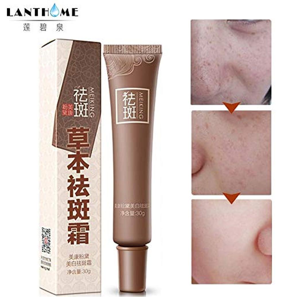 感嘆二層疾患Lanthomeダークスポットコレクター寧フェードクリーム美容傷除去はシミそばかす肝斑クリームを削減します