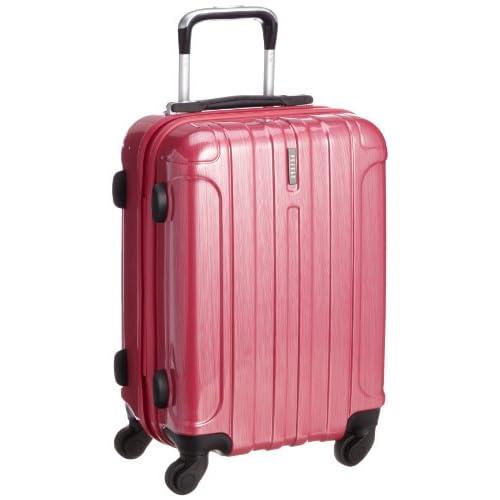 [ピジョール] PUJOLS ピジョール アイアンIII スーツケース 48cm・32リットル・2.7kg 05721 11 (ピンク)
