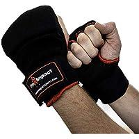 Pro Impactボクシング総合格闘技クイックHandwraps Glove Wraps LARGE 1ペア