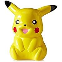 Pokemon PikachuイエローセラミックCoin Piggy Coin Bank–Large