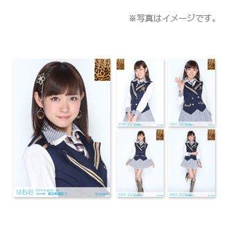 NMB48 個別生写真5枚セット 2014 A・・・