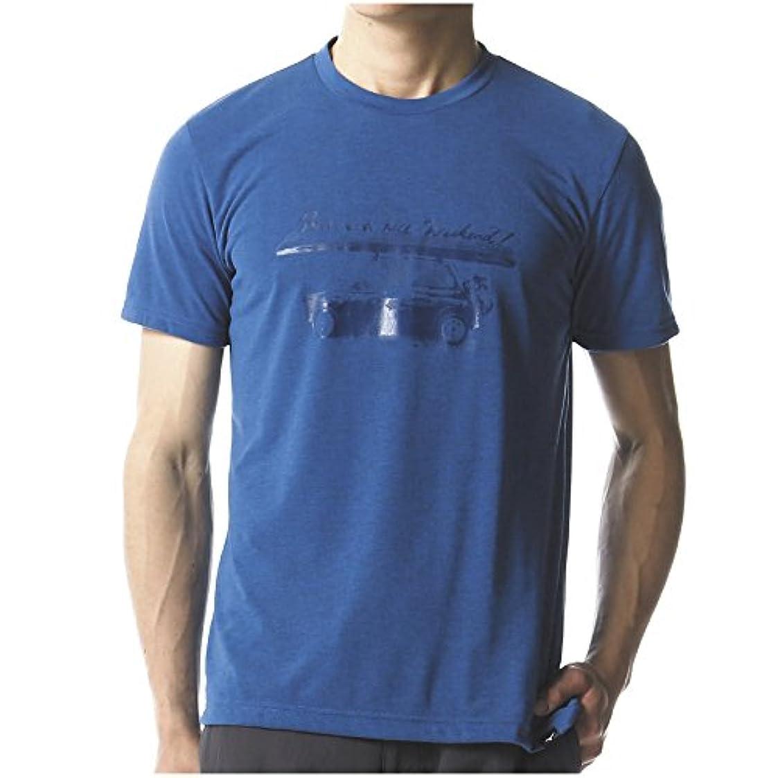 フォアマン十年冗長[ミズノ] アウトドアウェア ネオフィールプリントTシャツ 吸汗速乾 UVカット ドライ メンズ A2MA8021
