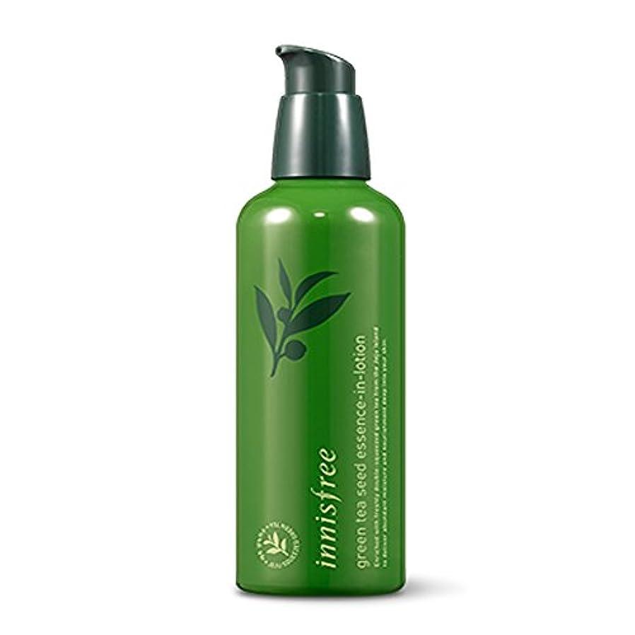イニスフリーグリーンティーシードエッセンスインローション(エマルジョン)100ml Innisfree Green Tea Seed Essence-In-Lotion(Emulsions)100ml [海外直送品][並行輸入品]