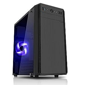 ★ゲーミングPC 最新Intel第7世代Pentium/最新GTX1050搭載/DDR4-8GB/HDD-1TB/office/USB3.0対応/Win10/ゲーミングベースパソコン