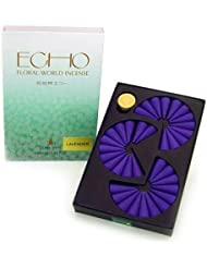 Shoyeido's Lavender Incense Cones - Set of 36 Cones by SHOYEIDO [並行輸入品]