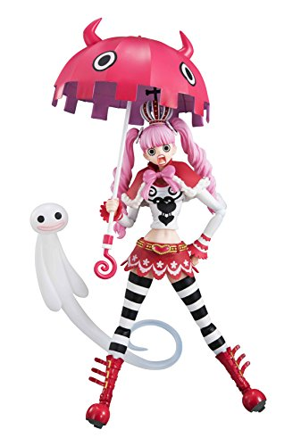 Variable Action Heroes ONE PIECE Ghost Princess Perona PAST BLUE 180 Figure