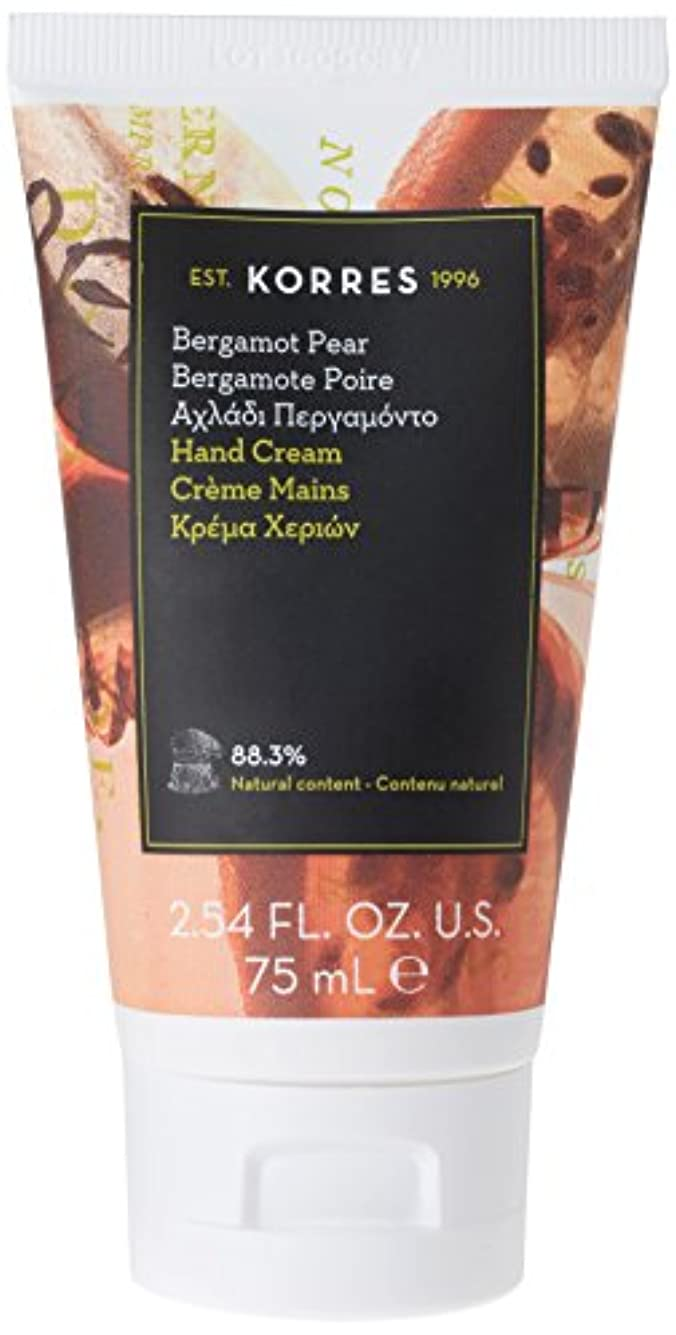 変える競争力のあるチーズコレスナチュラルプロダクト  ベルガモットペアー ハンド&ネイルクリーム EA 75ml