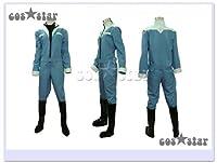 機動戦士Zガンダム カミーユ・ビダン風 コスプレ衣装 女性オーダーサイズ