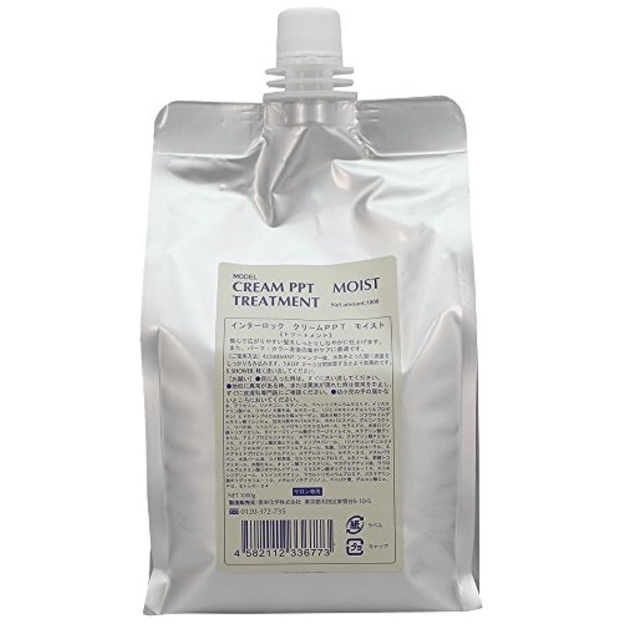 香栄科学 クリームPPT モイスト レフィル 1000g