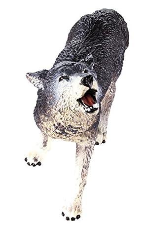 サファリ レプリカ タイリクオオカミ