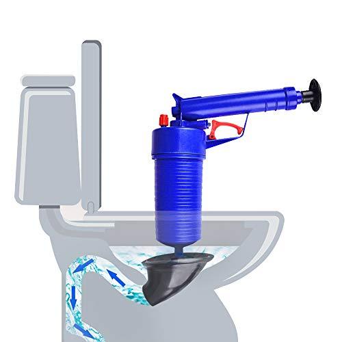 Sobotoo パイプ掃除機 加圧式 疏通ツールー パイプクリーナー 加圧式吸引ポンプ 加圧式排水口クリーナー 配管クリーナー 強力 業務用 家庭用 トイレ お風呂 洗面所 キッチン 排水口 下水 水槽 ドレンホース用(4コネクタ変換)