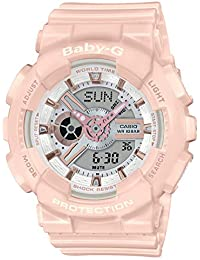 [カシオ]CASIO 腕時計 BABY-G ベビージー BA-110RG-4AJF レディース